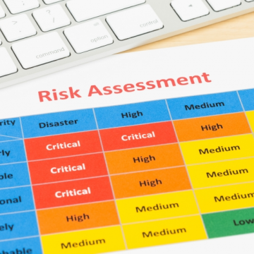 Risk assessments and controlling risks in the workplace