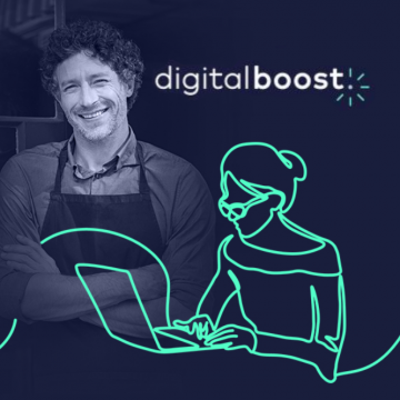 Free 1-2-1 digital support for small businesses