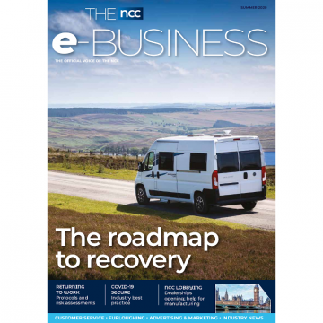 The Business magazine – the latest version … electronically