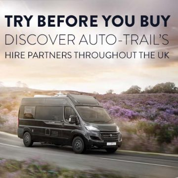Auto-Trail offers try before you buy