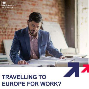 Business travel to the EU