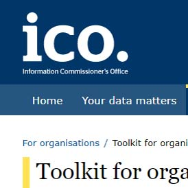 ICO produces toolkit for businesses using data analytics