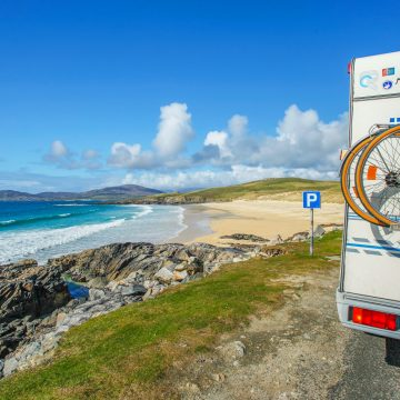 Fund to support campervan and motorhome operators in Scotland