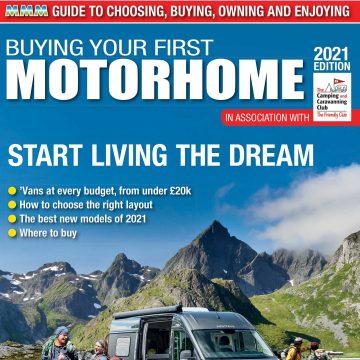 Live motorhome webinars launched