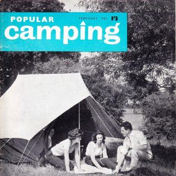 Camping magazine celebrates its 60th birthday