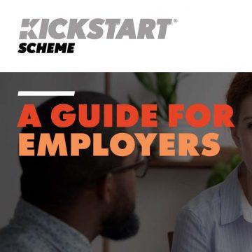 Kickstart Scheme applications close on 17 December