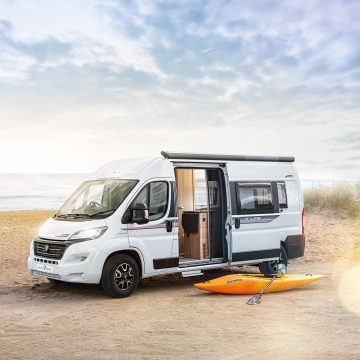 Record number of motorhomes and campervans sold