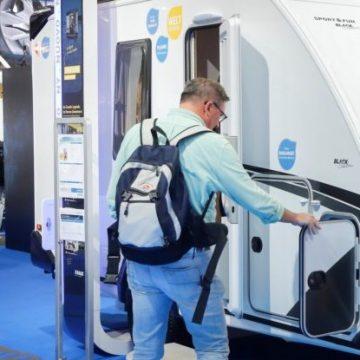 185k visitors to Caravan Salon in Dusseldorf